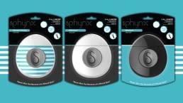 Sphynx Packaging Rendering by ANDESIGN