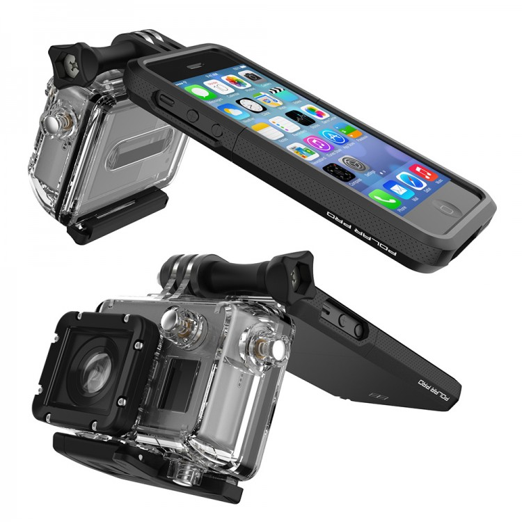Polar Pro i-Phone Mount Case by ANDESIGN