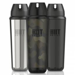 HIIT Bottle Rendering Protein Shaker by ANDESIGN