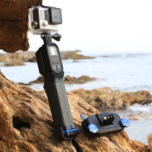Polar Pro Powergrip and Mount Combo for Go Pro by ANDESIGN
